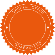 Specials Badge - BOOK NOW & SAVE
